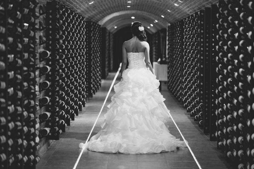 La novia sola