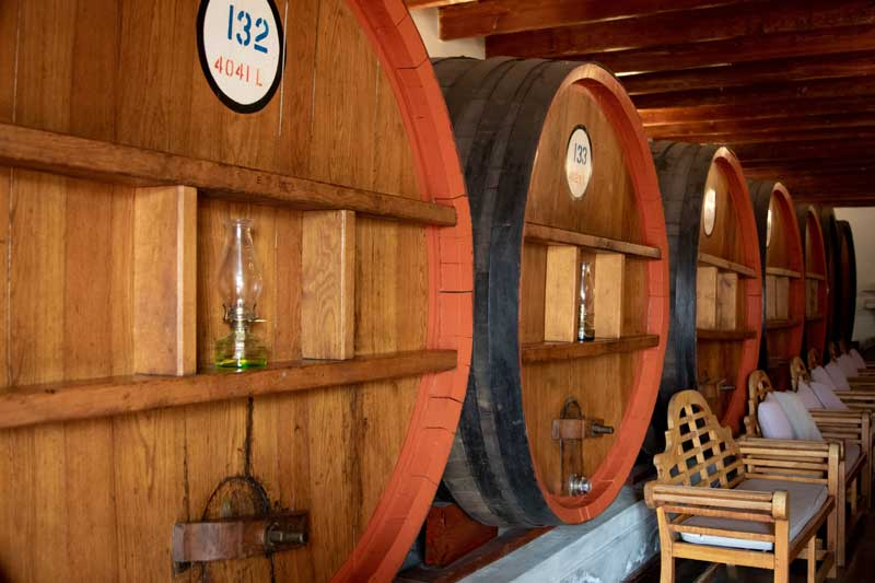 Bodegas y historia del vino