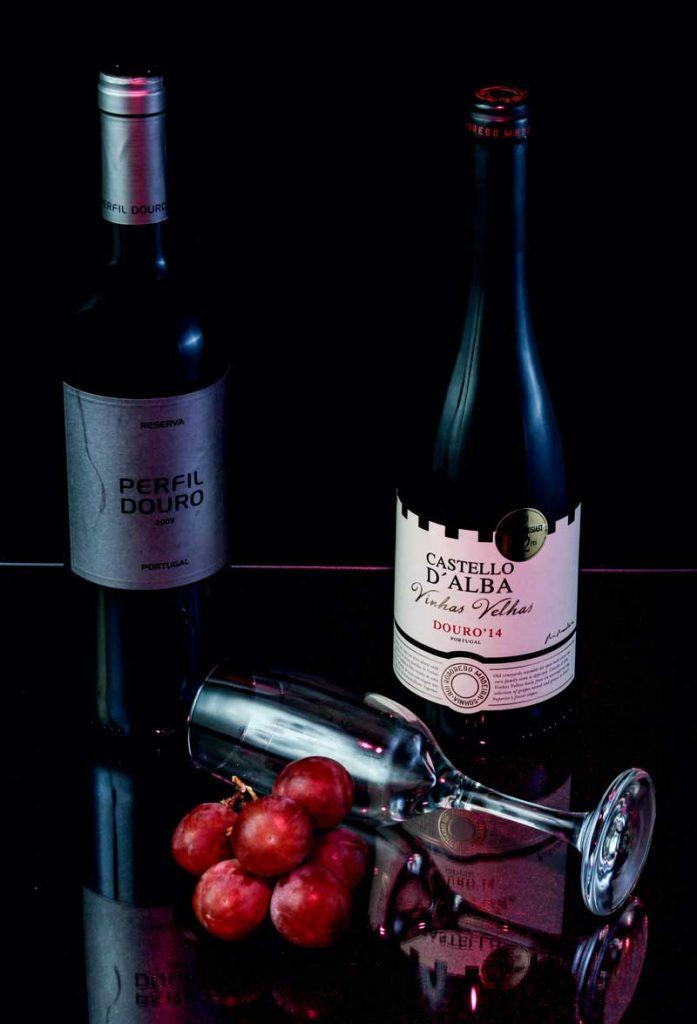 El vino es lo mejor