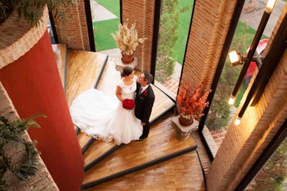 Finca de bodas en madrid